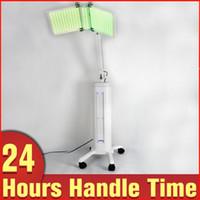 Wholesale Floor Care - Floor Standing 7 Colors LED Light Bio Wrinkle Removal Salon Pro Photon Skin Care