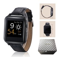 Wholesale Android X7 - X7 Bluetooth Smart Watches HD Curved Screen Intelligent Mobile Phone Watch Smartwatch For Android Apple iPhone Samsung Support SIM TF Card