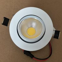 Горячая продажа 3w 5w 10w cob led downlight dimmable утопленная лампа дома во главе epistar spot led kitchen 110v 220v