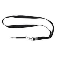 Dog Whistle Flöte Stop Barking Silent Ultraschall Sound Haustier Hund Training Repeller Zug mit Strap Portable Schlüsselbund