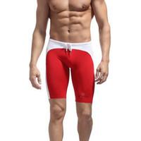 ingrosso abbigliamento sportivo di qualità-Pantaloncini sportivi da uomo di alta qualità vendita calda di alta qualità all'ingrosso Abbigliamento da corsa Pantaloni da nuoto da fitness Pantaloni da uomo coraggiosi B2223