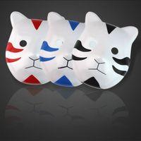 Wholesale Ninja Masks - Pop Anime Naruto ANBU Ninja Mask Cool Party Halloween Cosplay Costume Accessory