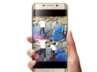 Wholesale Dual Sim Hdc - Free DHL Hot Original S7 Edge Curved screen Real 4G LTE 64GB Rom HDC Mobile Smart phone