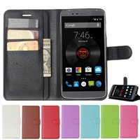 Wholesale One Cases X - Flip Holder Stand PU Leather Wallet Phone Case Cover For Elephone P8000 P9000 Lite 4G LTE M2 4G LTE OnePlus X One 2 Two Three 3 LeTV 1S x500
