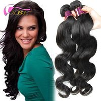 Wholesale Extention Remy - Wholesale -100% brazilian virgin hair weft remy human hair extention 3 Bundles XBL New Brazilian Hair