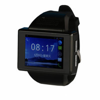 Wholesale Android Mtk6515 - High end hot sale digital camera an1 smart watch Smart Watch Phone Quadband Android 4.1 MTK6515 Dual Core 512MB Smartwatch