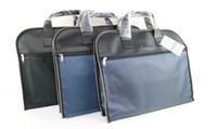 ingrosso valigetta in pelle gialla-Borsa del computer portatile del pacchetto di informazioni di viaggio della cartella della borsa della borsa degli uomini del pacchetto di file di pacchetto dell'ufficio
