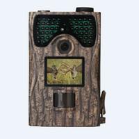 hareket duyarlı toptan satış-(1 takım) full hd 1080 p pir motion sensörü iz kamera ile yüksek hassasiyetli insan ısı sensörü 940nm kızılötesi led ışık pil dahili