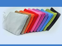 Wholesale Birthday Favour Bags - 2016 Premium Organza Wedding Favour Gift Bags Jewellery Pouches Flannelette Jewelry Packaging Cell Phone Bag Gift Bags Gifts For Women