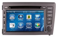 """Wholesale Volvo Mp3 Player - 7"""" 2-Din Car DVD Player GPS Navigation for Volvo S60 V70 with Radio Bluetooth TV CD USB AUX Map Audio Stereo Multimedia"""