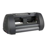 vinil kesiciler çizicileri toptan satış-Yeni 14 inç Vinil Taşınabilir Kesici Kesim Plotter Makinesi Artcut Yazılımı
