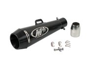 Wholesale Exhaust Mufflers Sale - Hot sale! New M4 Motorcycle Exhaust Pipe Muffler Pipe Case For Honda CBR1000 Case For Yamaha YZF R6 Case For Kawasaki ER6R