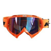 Wholesale Cycling Gear For Women - Hot Sales KTM Motorcycle Goggle Motocross Glasses MOTO ATV Gafas Racing Protective Gear Cycling Mask For Paintball& CS Sports