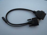 Wholesale Launch X431 Battery - 100% Original LAUNCH X431PRO PRO3 Conversion Cable Adapter for X431 PRO PRO3 IV 3G PAD