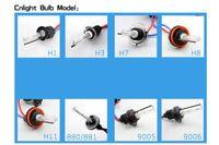 Wholesale Hid 55w Set - 1 set F5 55W fast bright cnlight hid kit H1 H3 H7 H11 9005 6 Cnlight hid conversion kit 4300K 5000K 6000K 8000K
