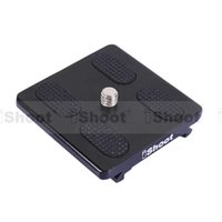 Wholesale Tripod Ball Head Pan - Wholesale-Quality Metal Camera Quick Release Plate for RRS ARCA-SWISS Fit Tripod Ball Head Panning Head Panorama Head Panoramic Head Clamp