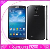 Wholesale Dual Camera 2g - Samsung Galaxy Mega 6.3 i9200 Unlocked 2G&3G GSM Mobile Phone Dual Core 6.3'' WIFI GPS 8MP 16GB refurbished cellphone