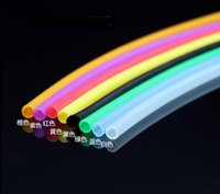 Wholesale Wholesale Glass Water Pipes Import - Imported silicone tube silicone rubber hose high temperature, each   100cm, style random delivery, Water pipes, glass bongs, glass Hookahs,