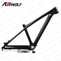 "Wholesale Carbon Mountain Bike 26er - 26ER 14"" 3K carbon weave mountain frame,good for kids racing mtb carbon mountain bicycle frame"