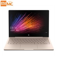 Wholesale Dual Celeron - Original Xiaomi Mi Notebook Air 12.5 Inch Intel Core M3-6Y30 CPU 4GB RAM 128GB Laptop Dual Core Windows10 Netbook