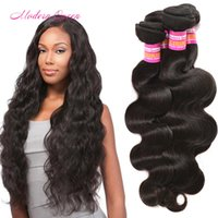 Wholesale Thick End Unprocessed Hair - Unprocessed Peruvian Body Wave Human Hair Weave 4 Bundles Sales Cheap Mink Peruvian Body Wave Hair Wefts Soft & Thick Bulk Top To End