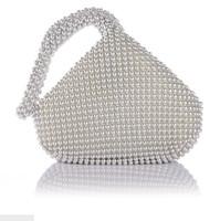 göz kamaştırıcı parıltı toptan satış-2016 Yeni Moda Kadınlar Debriyaj Çanta Göz Kamaştırıcı Alüminyum gevreği Glitter Köpüklü Çanta Akşam Parti Çantaları 8023