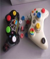 Wholesale Wholesale Price For Ps4 - Thumb Grips PS3 PS4 Xbox One Xbox Controller Silicone Case Cap Factory Outlet Lowest Price Mushroom Head Rocker Button Rocker Silicone