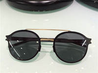 Wholesale Sunglasses Ultralight - new mykita sunglasses ultralight frame without screws CROSBY vintage round frame flap top men brand designer sunglasses