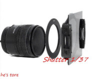 Wholesale Nd4 Filter - Free 13in1 72mm Adapter ring + ND2 ND4 ND8 Square filter For Cokin P series filter adapter ring