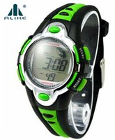 Wholesale Watches Sport Digital Alike - Kids Watch Alike Casual Rubber Strap Men Digital Watch Relogio Luxury Brand Men Military Green Watch Fashion Children Quartz Sport Watches