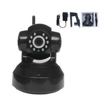Wholesale Mini Ptz Dome Ip Camera - N310PW-B 720P WIFI IP Camera Wireless Home security CCTV camera infrared Night Vision PTZ P2P Mini speed dome Camera baby monitor ann
