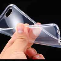 Ultra Thin Soft TPU Gel Original Transparent Case Pour iPhone SE 5S 5 Crystal Clear Silicon Back Phone Sacs Pour IPhone5 I5