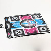 Wholesale Dance Pad For Pc - HD Non-Slip Dancing Step Dance Mat Pad Pads Dancer Blanket Fitness Equipment Revolution Foot Print Mat to PC with USB