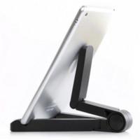 satılık ipad tabletleri toptan satış-Toptan-SıCAK SATıŞ HQ Taşınabilir Fold-up Standı masaüstü Tutucu masa Braketi iPad için 1 2 3 4 hava Mini / Kindle Tablet / galaxy tab 7 8 9 10 inç
