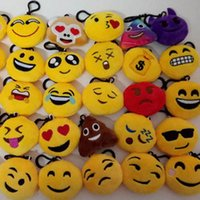 Wholesale Spike Plush Doll - Factory outlets, facial expressions, key buttons, pendants, plush jewelry, facial expression toys, dolls wholesale