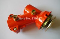 Wholesale brush assy for sale - Group buy Trimmer gear head box assy for BG328 CG328 Brush cutter mm square grass trimmer head gear case