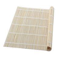 ingrosso materiale di bambù-Accessori per la cucina calda Utensili per sushi Rolling Roller Materiale in bambù Mat Cucchiaio da cintura Facile da usare Vendita calda 2tt J R