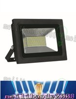 Wholesale 15w Flood Light - Led Floodlights Waterproof IP68 15W 30W 60W 100W Led Outdoor Flood Lights Led Landscape Lighting AC 85-265V + CE UL LLFA