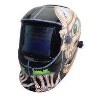 Wholesale Solar Auto Welding Mask - Solar auto darkening welding helmet mask for the welder operational the welding machine