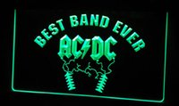 LS497-g Лучшая группа Ever ACDC Neon Light Sign.jpg