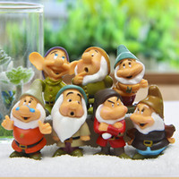 Wholesale 2016 new Snow White and the Seven Dwarfs Classic Toy Figure Collection set