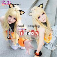 Wholesale Seeu Cosplay - Wholesale-cool cosplay Vocaloid 3 Hatsune Miku SEEU Cosplay Costume full parts set Supply