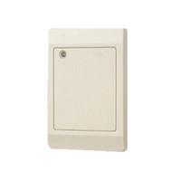 sistemas de lector de tarjetas rfid al por mayor-Envío gratis estándar impermeable Color blanco Predeterminado 125 KHz EM RFID Reader WG26 / 34 Llave de la tarjeta fob Reader Sistema de control de acceso