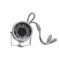 Hd sony effio ccd 1200tvl verborgen mini cctv dome nachtzicht camera fotocamera lage illuminatore 940nm waterdichte cam outdoor