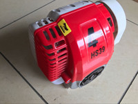 Wholesale Gasoline Brush Cutters - Free shipping High quality Garden Tools 4 Stroke Grass Trimmer 139 engine gasoline Brush cutter