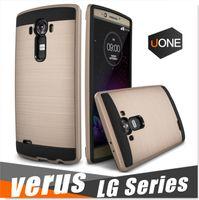 Wholesale Military Tough Case Cover - V erus For LG Stylo Case Tough Armor LG G5 G4 G3 Stylus cases ,Verge Military Grade Protection Slim Fit Cover for LG G4 Stylus 2 V10 K10