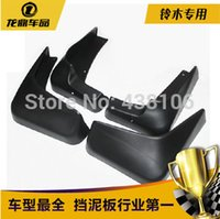 Wholesale Suzuki Grand Vitara mud guard Mud flap High Quality Fender Mudguard Car styling set