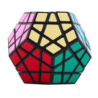 Barato Velocidade Megaminx-12 lados Megaminx Magic Cube Puzzle Speed ​​Cubes Colorful LearningEducational Puzzle Magic Toys Classic New Hot