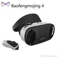 Wholesale Android Storm - Baofeng Mojing 4 Virtual Reality Smartphone 3D VR Glasses Gafas Realidad Virtual Android 3D Virtual Video Glasses Baofeng Storm