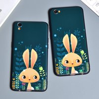 Wholesale Cute Girls Mobile Cases - 2017 new for oppo case cute girl cartoon mobile phone back cover case for oppo r9s plus